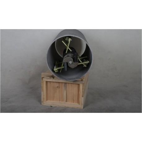 مشخصات کلی دستگاه pipeblasting